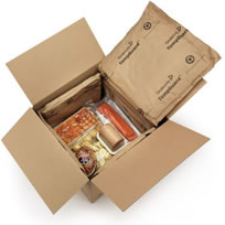 TempGuard- Kraft Paper Recyclable Thermal Insulation Packaging