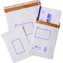 Utility Mailers made from 50% recycled content