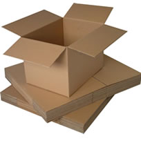 Cardbaord boxes and cartons